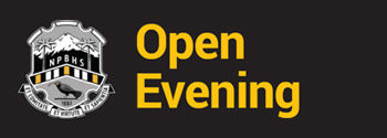 open-evening-menu